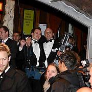 NLD/Amsterdam/20081208 - Premiere Wit Licht, cameraman Vincent de Ruiter