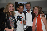 PHILLY ADAMS; OSCAR MURILLO; KENNY SCHACTER; ISABELLE PAAGMAN, The ICA Fundraising Gala / Intercourse 3<br /> Third annual auction and party to raise money for the ICA New Commissions Fund. Institute of Contemporary Arts, The Mall, London, SW1. 19 June 2013.