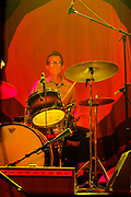 Calexico performing at the Neptune Theater in Seattle, WA USA