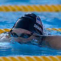 Eric Shanteau (USA) competes during the 200 m Men's Breaststroke Swimming competition during the 13th FINA Swimming World Championships held in Rome, Italy. Thursday, 30. July 2009. ATTILA VOLGYI