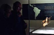 In the Museo de Oro