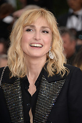 May 18, 2019 - Cannes, France - CANNES, FRANCE - MAY 18: Julie Gayet attends the screening of ''Les Plus Belles Annees D'Une Vie'' during the 72nd annual Cannes Film Festival on May 18, 2019 in Cannes, France (Credit Image: © Frederick InjimbertZUMA Wire)