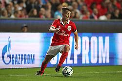 Benfica's Alex Grimaldo