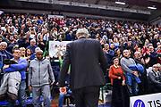 Romeo Sacchetti<br /> Banco di Sardegna Dinamo Sassari - Vanoli Cremona<br /> Legabasket LBA Serie A 2019-2020<br /> Sassari, 30/12/2019<br /> Foto L.Canu / Ciamillo-Castoria