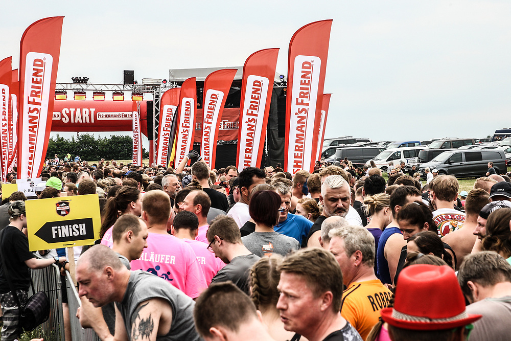 Fishermans Friend Strong Run, Wacken, 09.06.2018<br /> © Torsten Helmke