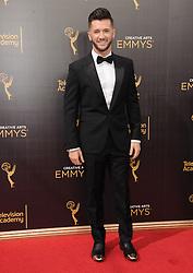Kathryn Burns bei der Ankunft zur Verleihung der Creative Arts Emmy Awards in Los Angeles / 110916 <br /> <br /> *** Arrivals at the Creative Arts Emmy Awards in Los Angeles, September 11, 2016 ***