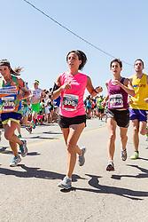 41st Falmouth Road Race: Daniela Lang