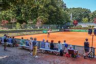 "Tennis 2. Bundesliga, LTTC ""Rot-Weiß"" vs. TuS Sennelager, Berlin, 29.07.2018, Foto: Claudio Gärtner"