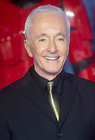 Anthony Daniels  at the 'Star Wars: The Rise of Skywalker' film premiere, London, UK - 18 Dec 2019