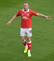 - Photo mandatory by-line: Alex James/JMP - Mobile: 07966 386802 - 11/10/2014 - SPORT - Football - Bristol - Ashton Gate - Bristol City v Chesterfield - Sky Bet League One