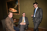 CHRISTOPHER SILVESTER, SIR BILL CASH, FREDDIE WILD, Restoration Heart A memoir by William Cash. Philip Mould and Co. 18 Pall Mall. London. 10 September 2019