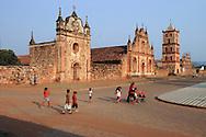 The religious complex of San Jose de los Chiquitos