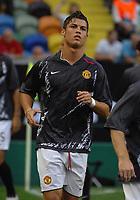 20070919: LISBON, PORTUGAL – UEFA Champions League 2007/2008, Group F: Sporting Lisbon vs Manchester United. In picture: Cristiano Ronaldo (Manchester United). PHOTO: Alvaro Isidoro/CITYFILES
