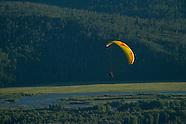 Paragliding- Jackson, Wyoming Photos - stock photos, fine art prints, photography