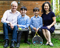 The boys enjoy a wide range of activities including cycling, music and tennis. Brothers Reuben and Josh Moisey are top level Scrabble Champions with 11 year-old Reuben crowned European Youth Scrabble Champion and 8 year-old Josh became World Under Eight Scrabble Champion in Dubai in 2018. London, August 15 2019.