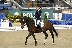Bolmer Gert (NED) - Triumph<br /> Alltech FEI World Equestrian Games <br /> Lexington - Kentucky 2010<br /> © Hippo Foto - Leanjo de Koster