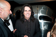 ALICE COOPER, GQ Men of the Year 2010. the Royal Opera House. Covent Garden. London. 7 September 2010. -DO NOT ARCHIVE-© Copyright Photograph by Dafydd Jones. 248 Clapham Rd. London SW9 0PZ. Tel 0207 820 0771. www.dafjones.com.