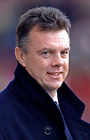 Photo: Glyn Thomas.<br />Aston Villa v Manchester United. The Barclays Premiership.<br />17/12/2005.<br />Aston Villa manager David O'Leary.