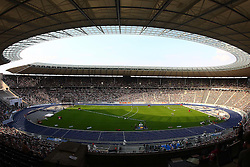 11.09.2011, Olympic Stadium / Olympiastadion, Berlin, GER, ISTAF 2011, im Bild das Berliner Olympiastadion // Olympic Stadium of Berlin during the ISTAF 2011 held in Berlin, GER, EXPA Pictures © 2011, PhotoCredit: EXPA/ S. Kiesewetter
