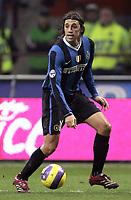 "Hernan Crespo (Inter)<br /> Italian ""Serie A"" 2006-2007<br /> 19 Nov 2006 (Match Day 12)<br /> Inter-Reggina (1-0)<br /> ""San Siro"" Stadium-Milano-Italy<br /> Photographer:Jennifer Lorenzini Inside"