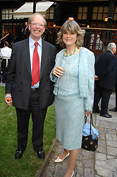 The EARL OF CAITHNESS and LADY SUSIE ROSS at a reception for the Friends of The Castle of Mey held at The Goring Hotel, London on 20th May 2008.<br /><br />NON EXCLUSIVE - WORLD RIGHTS