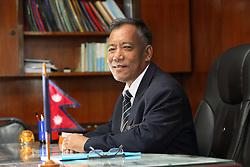 Mr. Dhana Bahadur Tamang, Secretary, Office of the Prime minister and Council of Ministers, Kathmandu, Nepal