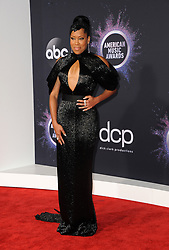 Regina King at the 2019 American Music Awards held at the Microsoft Theater in Los Angeles, USA on November 24, 2019.
