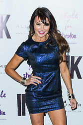 © Licensed to London News Pictures. 04/12/2013, UK. <br /> Lizzie Cundy, A Night With Nick, INK, London UK, 04 December 2013. Photo credit : Raimondas Kazenas/Piqtured/LNP