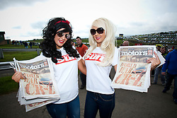 .British Touring Car Championship at Knockhill, Sunday 4th September 2011. .© pic Michael Schofield.