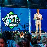 NLD/Hilversum//20170513 - Zapp Your Planet - Haai Alarm, Kluis van Kruistum