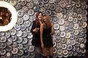 OCTAVIA HARDMAN; TILLY WILLIAMS, Timothy Oulton Flagship Gallery Grand Opening, Timothy Oulton Bluebird, 350 King's Rd. Chelsea, London.  19 September 2018