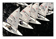 Laser Radial Worlds Largs 2010