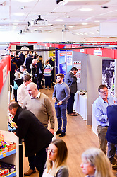 A general view of a conference held across the Exeter Suite and County Suite at Sandy Park - Ryan Hiscott/JMP - 27/02/2019 - SPORT - Sandy Park - Exeter, England - Sandy Park Conference