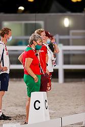 Zu Sayn Wittgenstein Nathalie, DEN<br /> Olympic Games Tokyo 2021<br /> © Hippo Foto - Stefan Lafrentz<br /> 27/07/2021