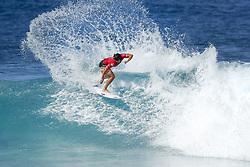 December 18, 2017 - Oahu, Hawaii, U.S. - Ian Gouveia of Brazil advances to the Semifinals of the 2017 Billabong Pipe Masters after winning Quarterfinal Heat 1 at Pipe, Hawaii, USA...Billabong Pipe Masters 2017, Hawaii, USA - 18 Dec 2017 (Credit Image: © WSL via ZUMA Wire/ZUMAPRESS.com)