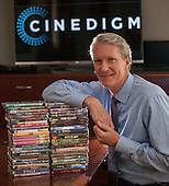 Chris McGurk, chief executive of Cinedigm.