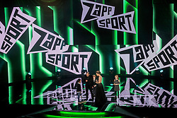 21-12-2016 NED: Sportgala NOC * NSF 2016, Amsterdam<br /> In de Amsterdamse RAI vindt het traditionele NOC NSF Sportgala weer plaats / atlete Marlou van Rhijn is genomineerd voor Paralympische sporter 2016 krijgt de Zapp prijs 2016