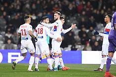 Toulouse vs Lyon - 20 Dec 2017