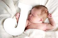 Jace Newborn Photos :: Marshfield, Wisconsin Baby Photography