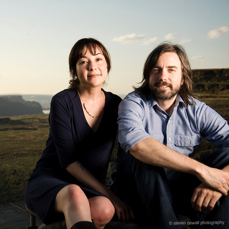 Sonya Westcott and Craig Olsen of Arthur and Yu