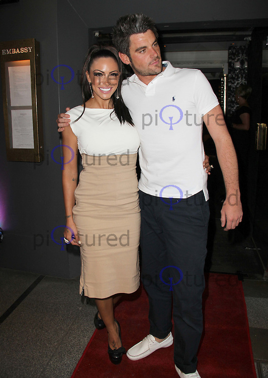Jodie Marsh HD Brows - Party to launch a new eyebrow treatment by stylist to the stars Nilam Patel, Embassy, London, UK, 31 May 2011:  Contact: Rich@Piqtured.com +44(0)7941 079620 (Picture by Richard Goldschmidt)