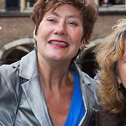 NLD/Den Haag/20130917 -  Prinsjesdag 2013, Marijke Vos