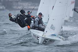 The RYA Youth National Championships 2018. Day 3<br /> <br /> 54481, Calum Bell, Josh Hale, Helensburgh/Loch Lomond/Loch Venachar, 420 Boy <br /> <br /> Images: Marc Turner / RYA<br /> <br /> For further information contact:<br /> <br /> Richard Aspland, <br /> RYA Racing Communications Officer (on site)<br /> E: richard.aspland@rya.org.uk<br /> m: 07469 854599