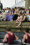 Henley, GREAT BRITAIN,    Spectators in Stewards Enclosure. 2010 Henley Royal Regatta. 18:11:18  Wednesday  30/06/2010.  [Mandatory Credit: Peter Spurrier / Intersport-images] Rowing Courses, Henley Reach, Henley, ENGLAND . HRR.