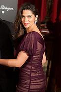 120914 Camila Alves attends Dom Perignon Party in Madrid