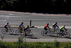 Marathon Franja 2009, on June 14, 2009, at Dolgi most, Ljubljana, Slovenia. (Photo by Vid Ponikvar / Sportida)