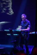 """Depeche Mode during the Telekom Street Gig in Berlin, 17.03.2017<br /> Andrew """"Andy"""" Fletcher<br /> © Torsten Helmke"""