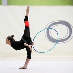 20170515: SLO, Practice of Slovenian Rhythmic Gymnastics Team