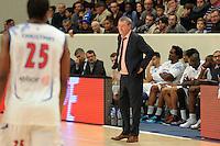Gregor Beugnot - 27.12.2014 - Paris Levallois / Nancy - 15eme journee de Pro A<br />Photo : Andre Ferreira / Icon Sport