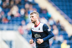 Falkirk's Rory Loy.<br /> Falkirk 3 v 1 Dundee, 21/9/2013.<br /> ©Michael Schofield.